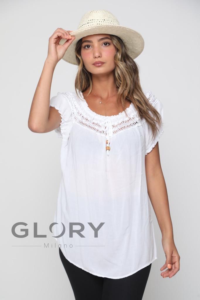חולצה ויסקוזה גומי GLORY