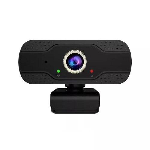 מצלמת רשת עם מיקרופון Gold Touch FHD 1080p USB