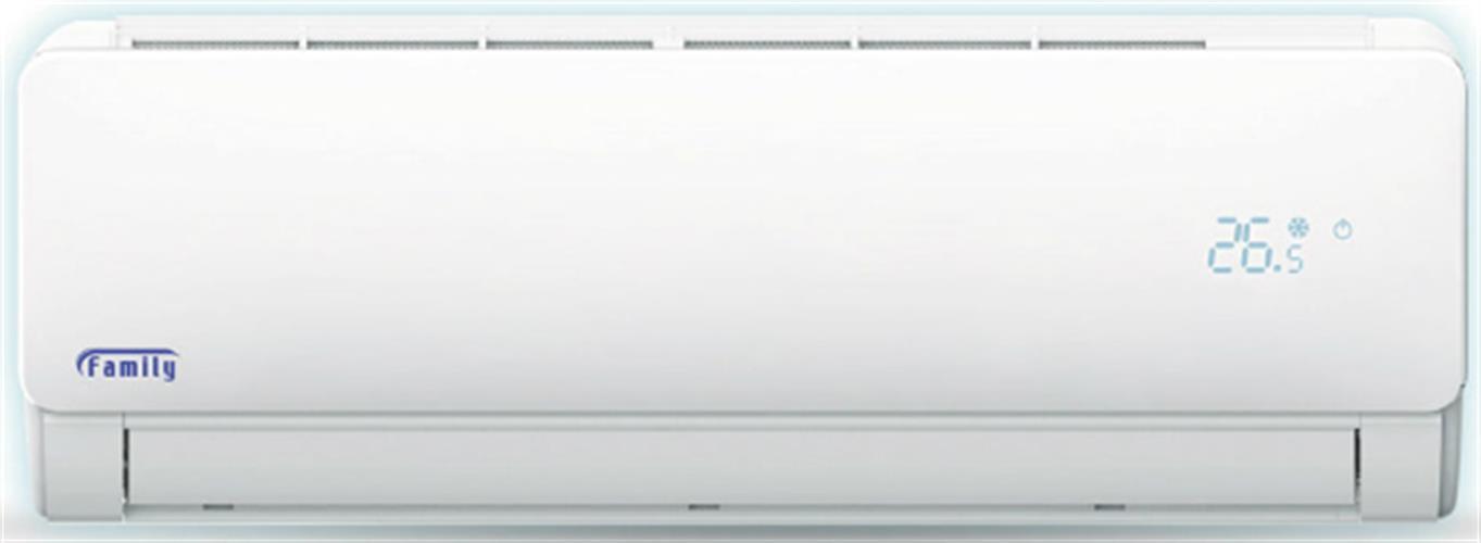 """מזגן עילי Premium 12 שנת 2017 Familyline 1.0 כ""""ס"""
