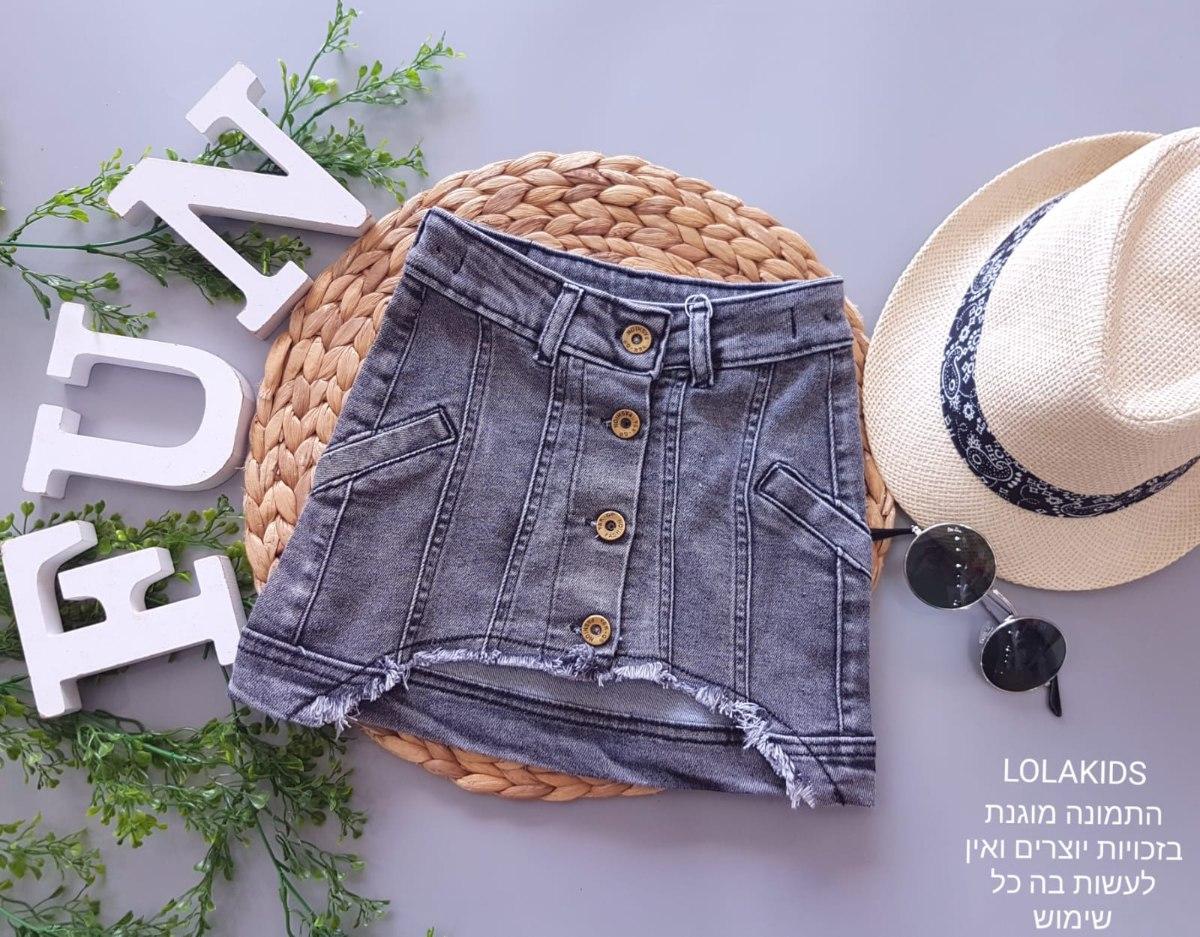 חצאית גינס דגם 9947