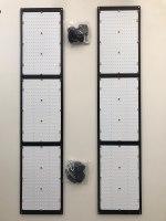 מערכת תאורה לד קוואנטום בורד Samsung Quantum Board 640W PRO