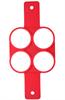רביעיית עיגולים - תבנית סיליקון להכנת פנקייקים