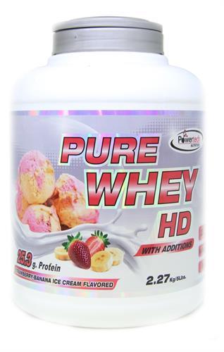אבקת חלבון פיור וויי|Pure Whey HD כשר בדץ