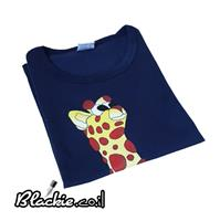 "Children colored - T shirt ""Giraffe"" Deal single"