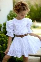 שמלה שילוב בטיסט