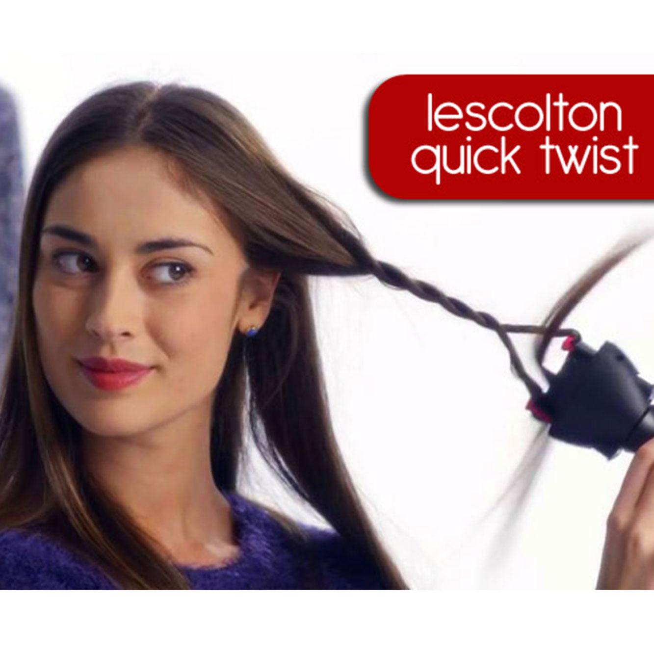 קולע צמות שיער אוטומטי