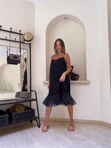 שמלת לוריין ראן ווי