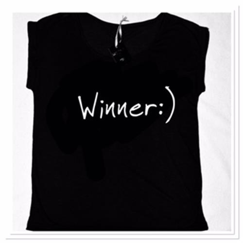 חולצות העצמה WINNER 2018