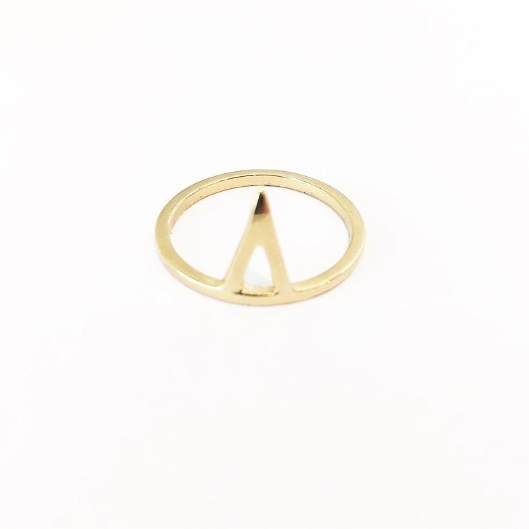 טבעת ויוי זהב