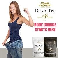 שותים ומרזים - תה צמחים להרזיה וניקוי רעלים בשיטת ה- DETOX
