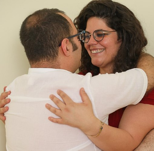 סדנה חוויתית חושית לזוגות