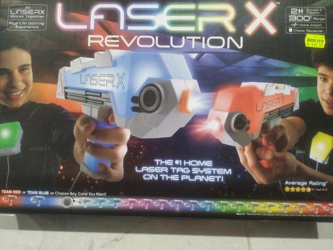 Laser Revolution