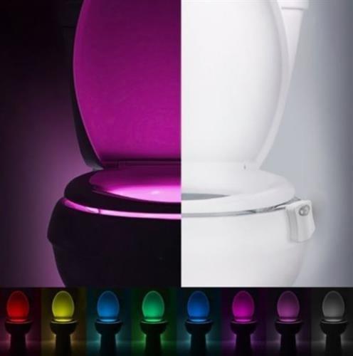 חיישן אסלה מיוחד 8 צבעים
