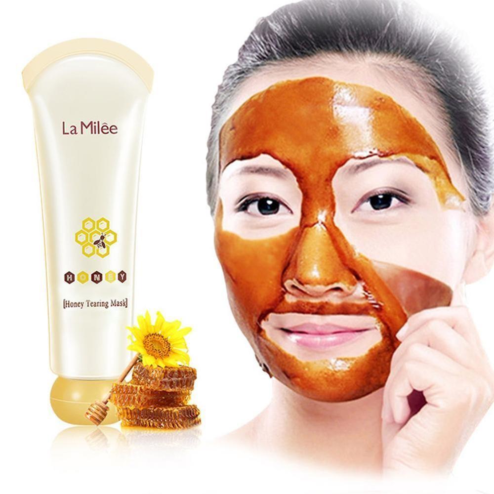מסכת דבש לניקוי עמוק- Honeymask