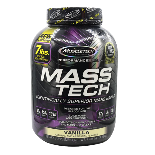 גיינר MuscleTech Mass Tech