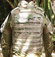 Plate carrier full protection-multicam