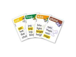 משחק רביעיות באנגלית gamelish | קוראים נכון reading right 6 קוראים בחרוזים time to rhyme