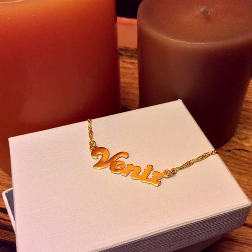 Name Necklace 706