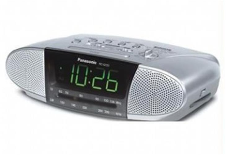 שעון מעורר דיגיטלי Panasonic RCQ720 פנסוניק