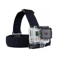 רצועת ראש למצלמות אקסטרים GoPro