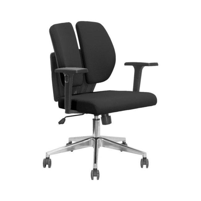 """כסא מחשב ד""""ר גב Double Tech"""