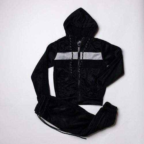 חליפת בנים קופר מעוצבת שחורה