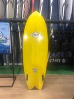 CLAYTON RETRO FISH PU 5'10