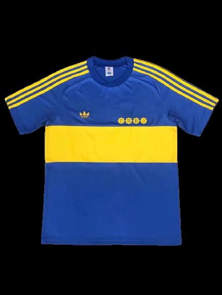 חולצת מראדונה  בוקה 1982