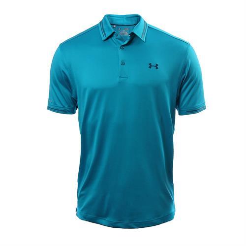 חולצת פולו אנדר ארמור לגבר 1259595-478  Under Armour Men's coldblack® Tip