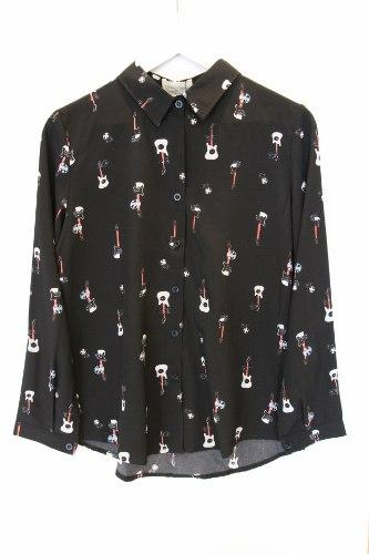 חולצה מכופתרת אקוסטי