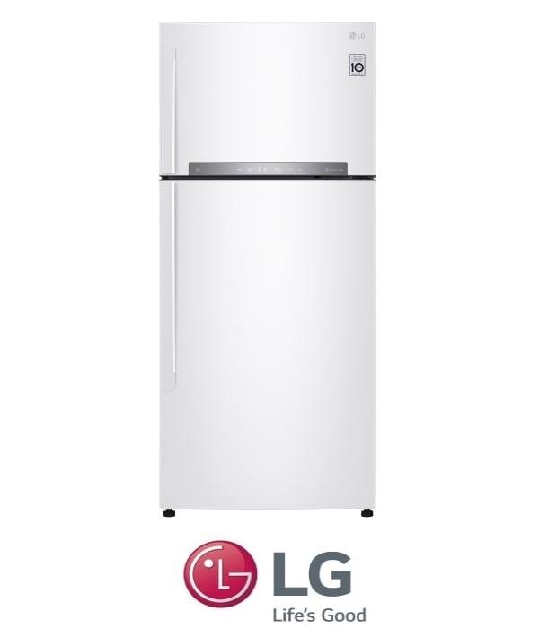 LG מקרר מקפיא עליון דגם GR-M6981W