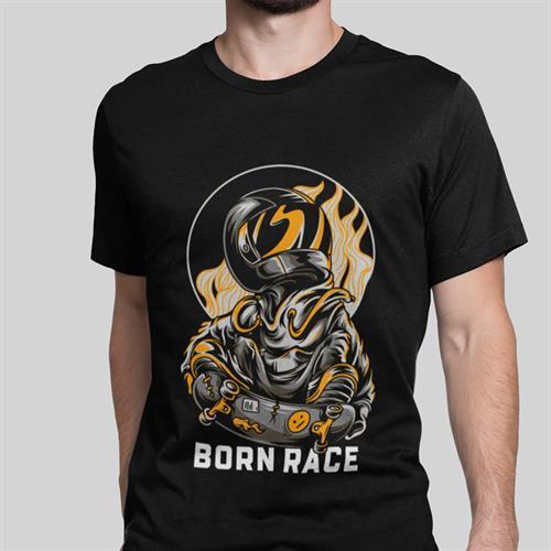 חולצת טי - Born Race