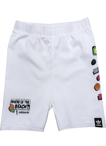 בגד ים ADIDAS ORIGINALS לבן