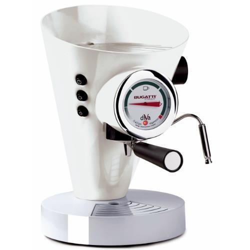 מכונת קפה DIVA EVOLUTION לבן
