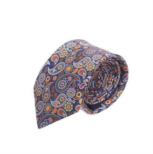 עניבה פייזלי משולב