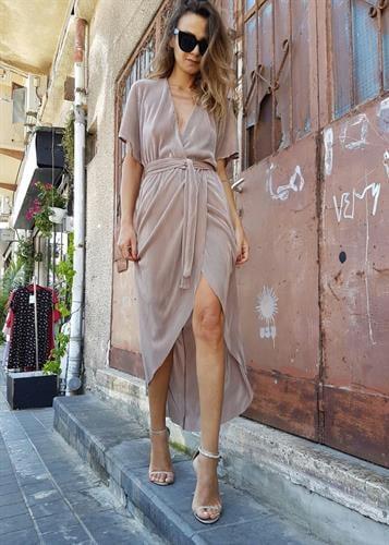שמלת לואיז מוקה