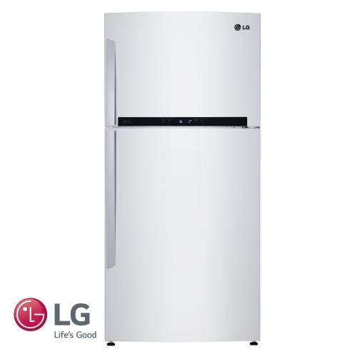 מקרר מקפיא עליון LG GRM6781W 524 ליטר