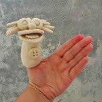 פלאפי אצבע תום - מקרמיקה