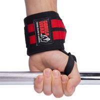 רצועות למפרק היד WRIST WRAPS PRO שחור אדום