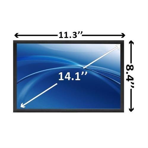 """מסך למחשב ניייד לנובו Lenovo ThinkPad R400 14.1 """" LED LCD SCREEN  WXGA"""