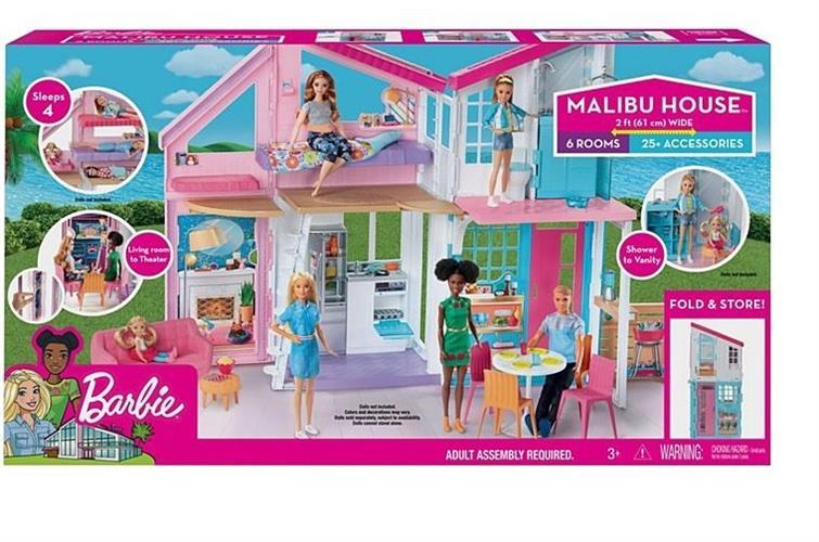 מארז מעבדה ענק Barbie