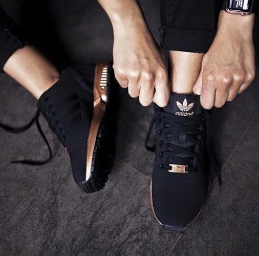 נעלי ספורט Adidas Zx Flux Torsion Gold מידות 36-44