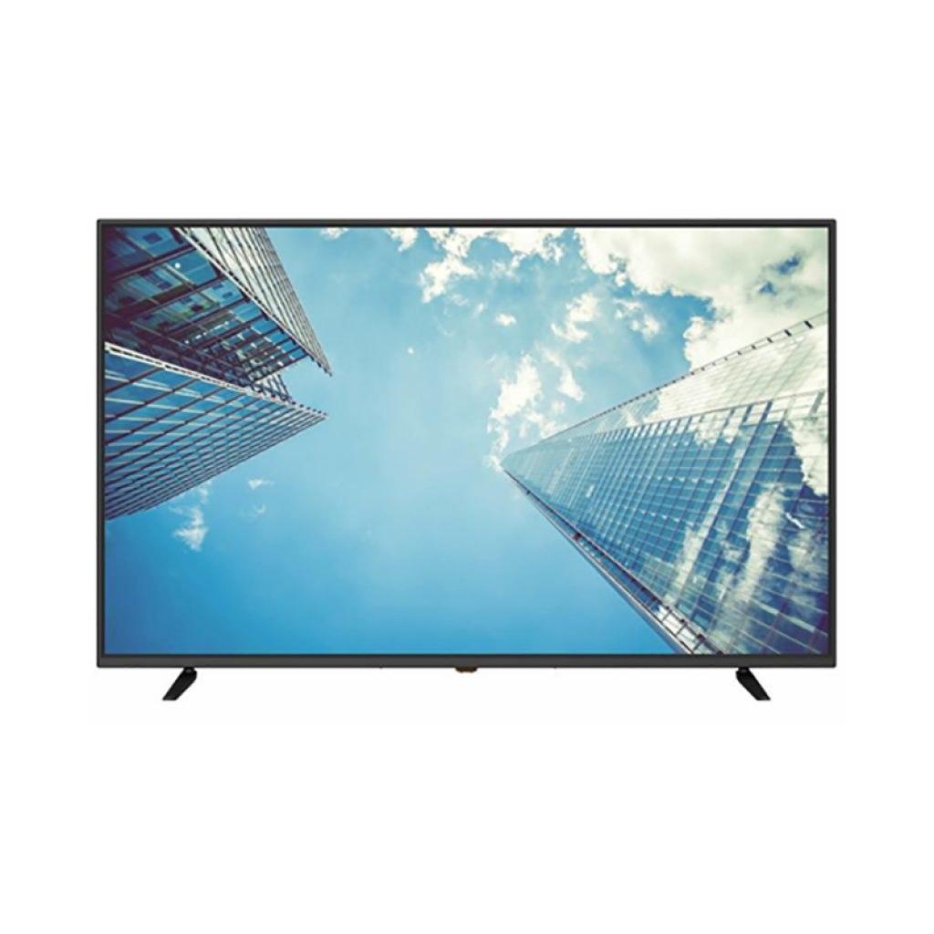 """טלוויזיה 50"""" 4K SMART LED עם 3 חיבורי HDMI וחיבור USB מבית Normande דגם NTV5500"""