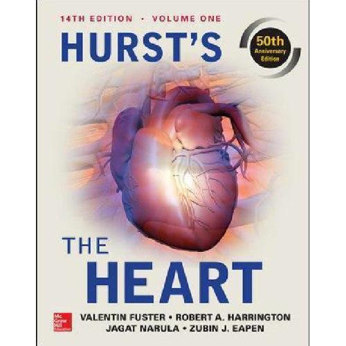 Hurst's the Heart: Two Volume Set