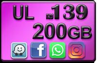 """טוקמן 139 ש""""ח חבילת של 5,000 דקות ו- 5,000 הודעות לכל הרשתות בארץ וגלישה 200GB ₪139"""