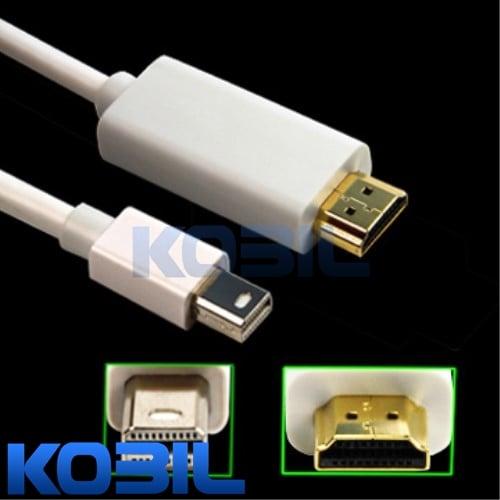 כבל Thunderbolt ל HDMI זכר ל MacBook