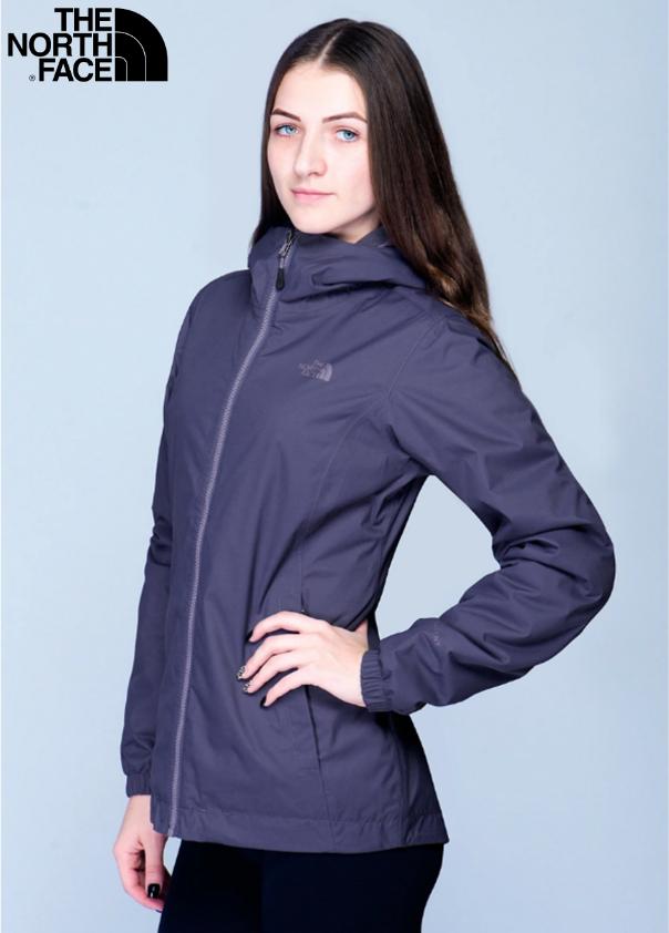 מעיל Womens Quest Insulated Jacket Greystone Blue