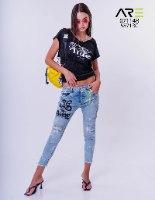 ג'ינס לוז ANTIGO SIMPLE