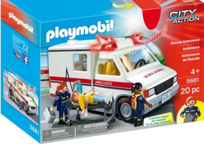 Playmobil Ambulance 5681