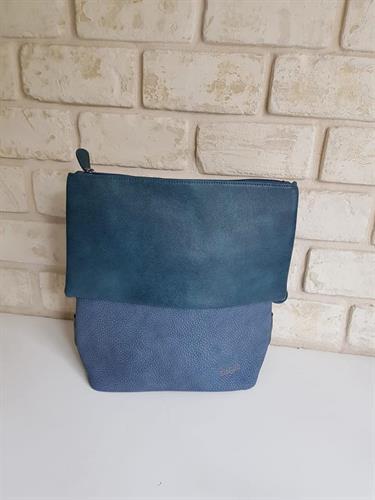 תיק גב יובלי כחול